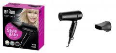 Braun Satin Hair 3 HD 350 To Go